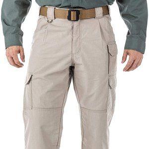 NWOT 5.11 Tactical Series Khaki 74251 Police Military Cargo Men's Size 30x32